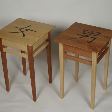 Mandarin Bedside Tables