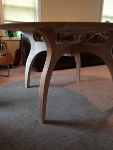 Tibetan table with legs2