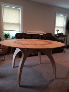 Tibetan table withlegs4