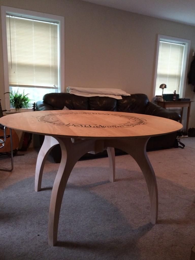 Tibetan table withlegs4